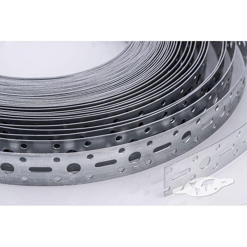 Feuillard en acier galvanis perfor - Profile u acier ...