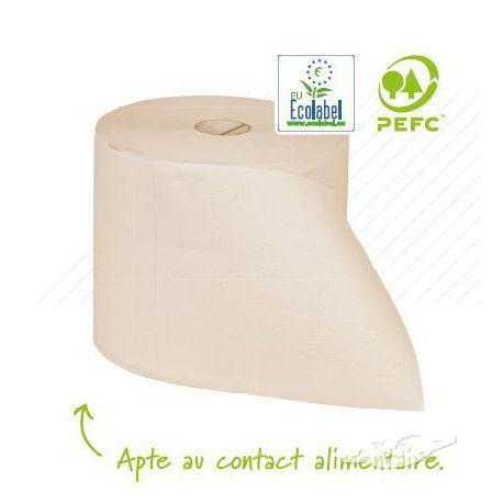Essuie-mains en rouleau - 125 formats