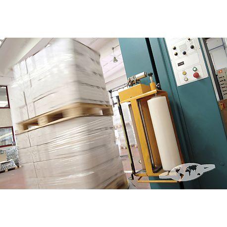 Film étirable machine cast opaque 500 mm