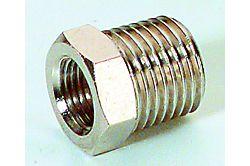 Réductions male conique / femelle cylindrique